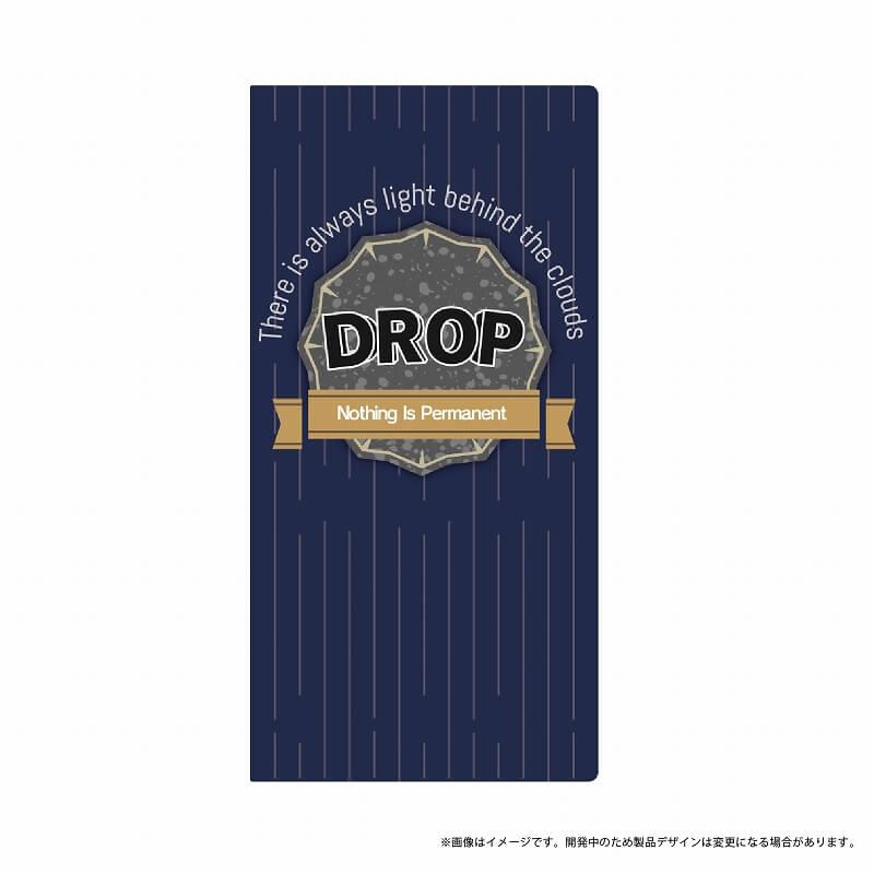 arrows Be F-05J 薄型デザインPUレザーケース「Design+」 DROP