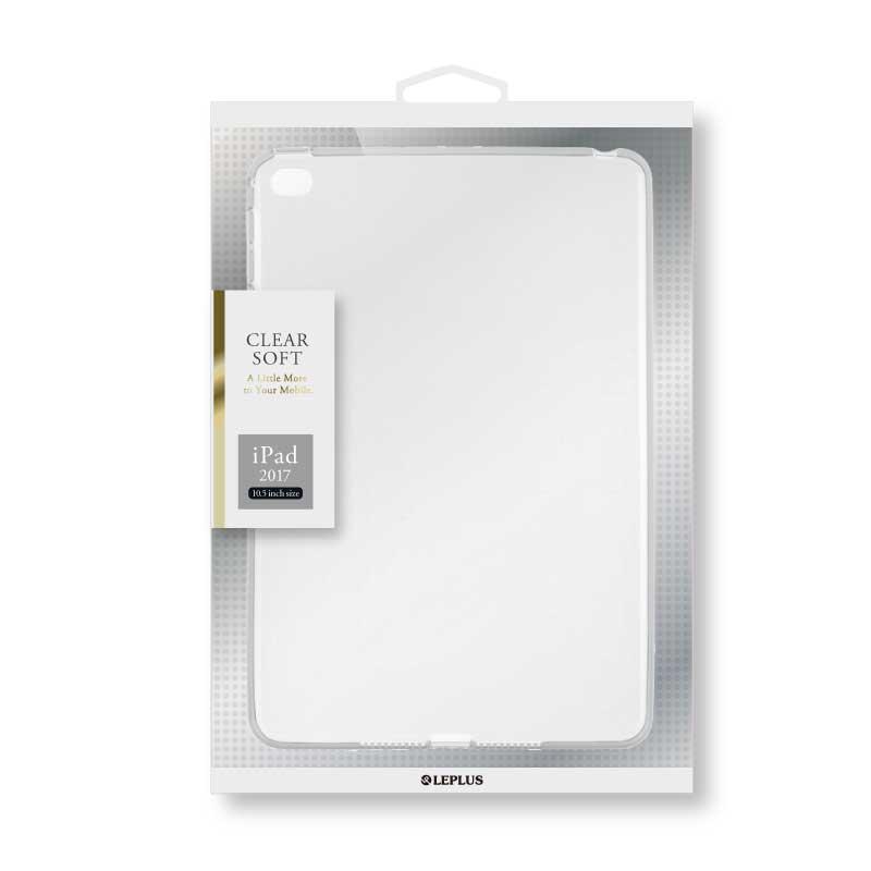iPad Pro 10.5inch ソフトケース 「CLEAR SOFT」 クリア