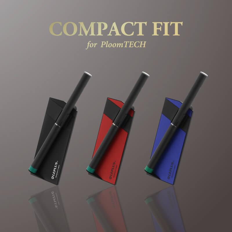 Ploom TECH 電子タバコケース 「COMPACT FIT」ブルー