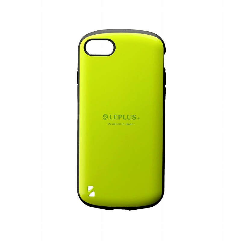 iPhone 8/7 耐衝撃ハイブリッドケース「PALLET」 グリーン