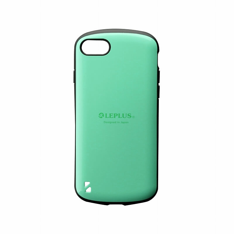 iPhone 8/7 耐衝撃ハイブリッドケース「PALLET」 ミントグリーン