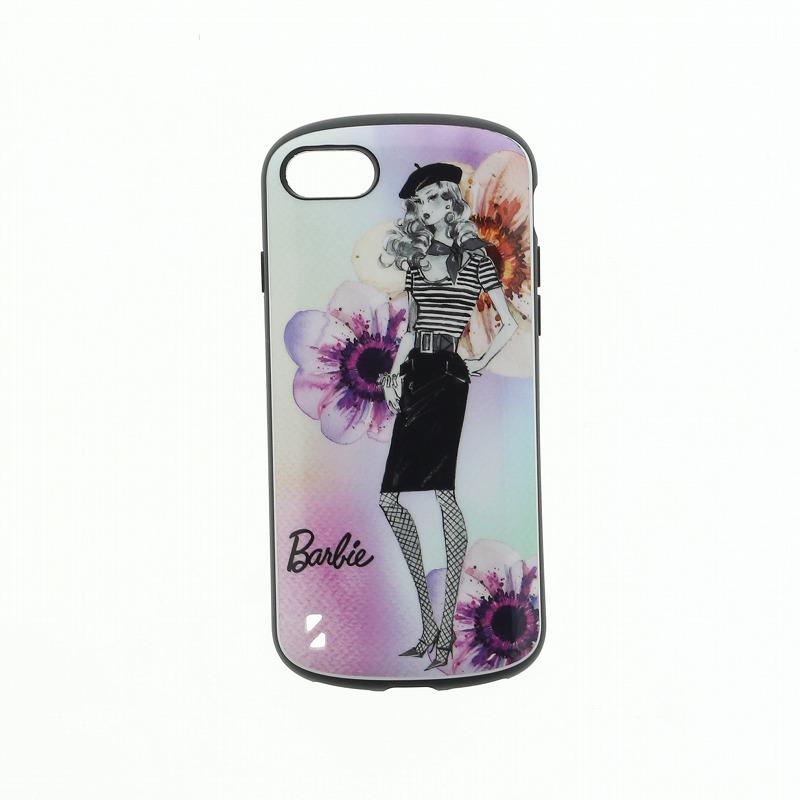 iPhone 8/7 Barbie Design/耐衝撃ケース「PALLET」/モード柄
