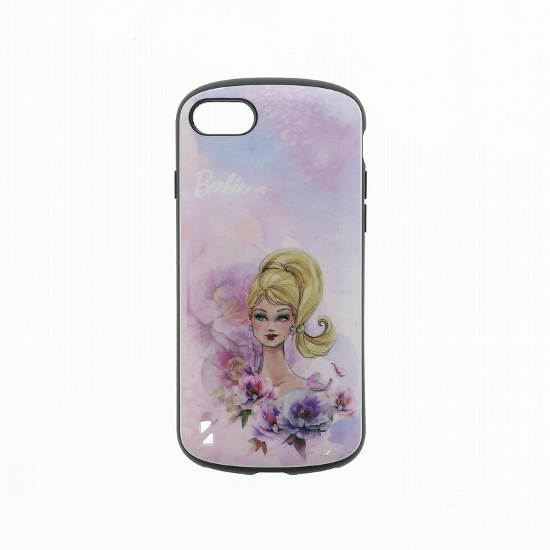 iPhone 8/7 Barbie Design/耐衝撃ケース「PALLET」/ロマンティック柄