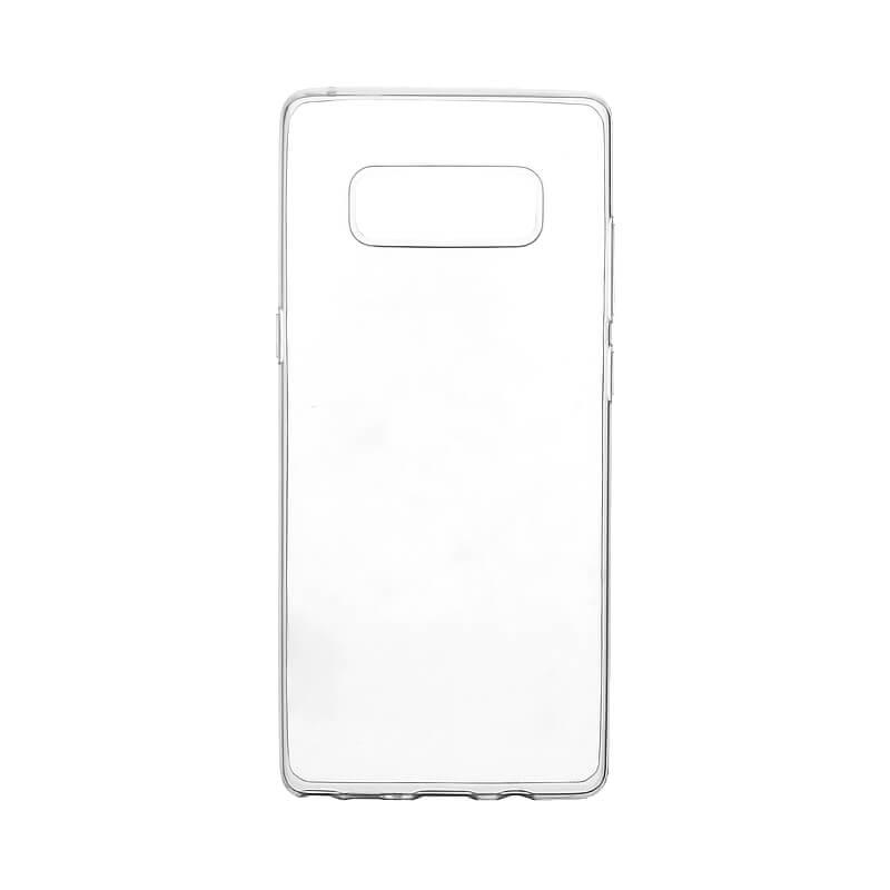 Galaxy Note8 SC-01K/SCV37 TPUケース「CLEAR SOFT」 クリア
