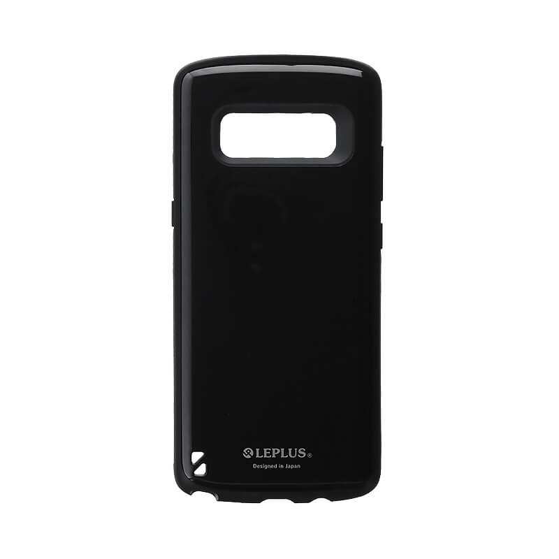 Galaxy Note8 SC-01K/SCV37 耐衝撃ハイブリッドケース「PALLET」 ブラック