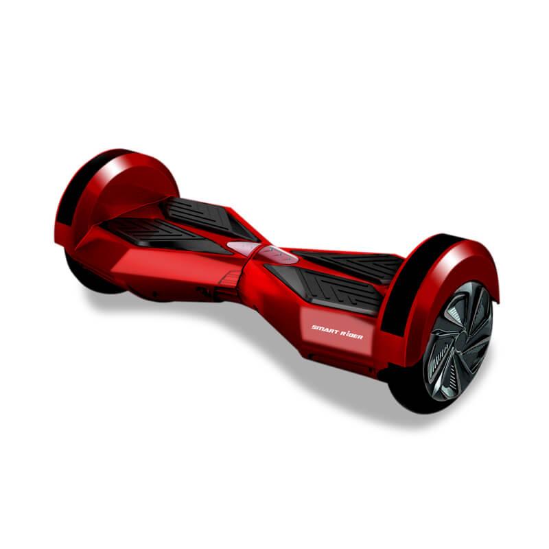 電動二輪ボード「Smart Rider」 レッド