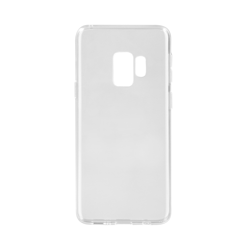 Galaxy S9 SC-02K/SCV38 TPUケース「CLEAR SOFT」 クリア