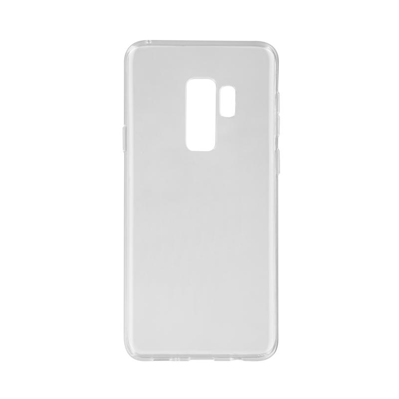 Galaxy S9+ SC-03K/SCV39 TPUケース「CLEAR SOFT」 クリア