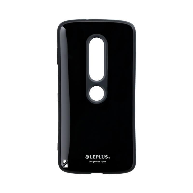 Xperia(TM) XZ2 Premium SO-04K/SOV38 耐衝撃ハイブリッドケース「PALLET」 ブラック