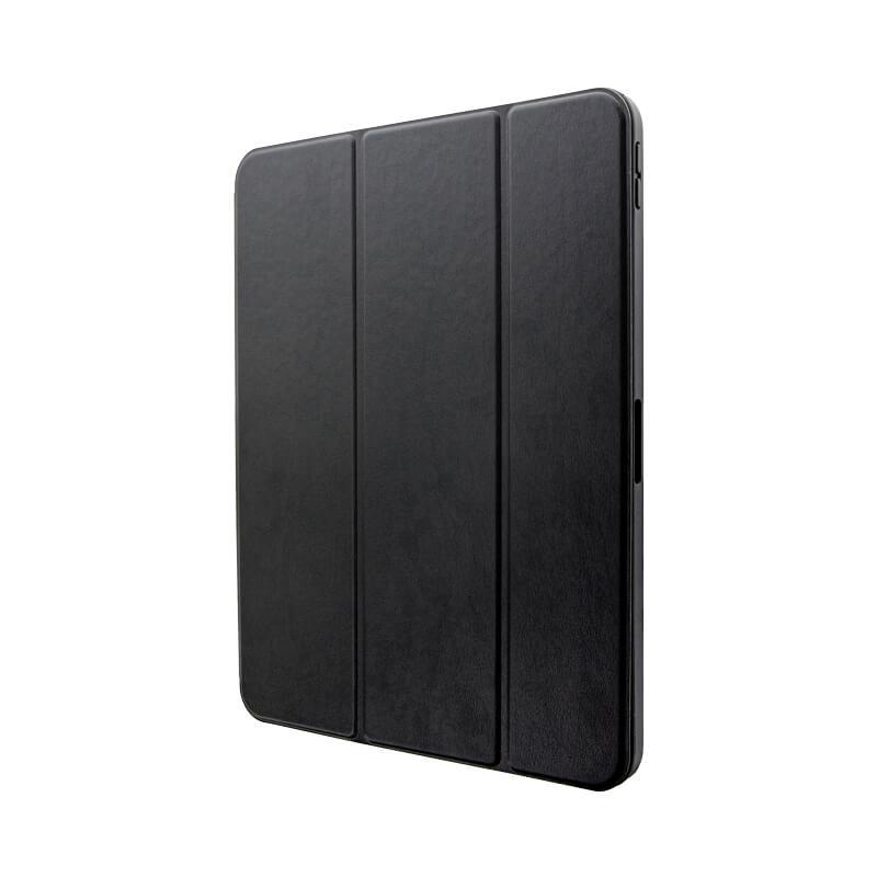 iPad Pro 2018 11inch ApplePencil収納可能フラップケース「Pencil Note」ブラック