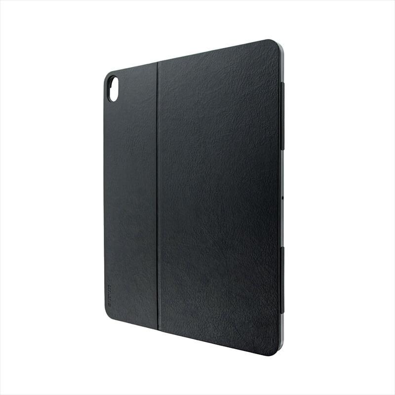 iPad Pro 2018 12.9inch スタンド可能シェルケース「PRIME STAND」 ブラック