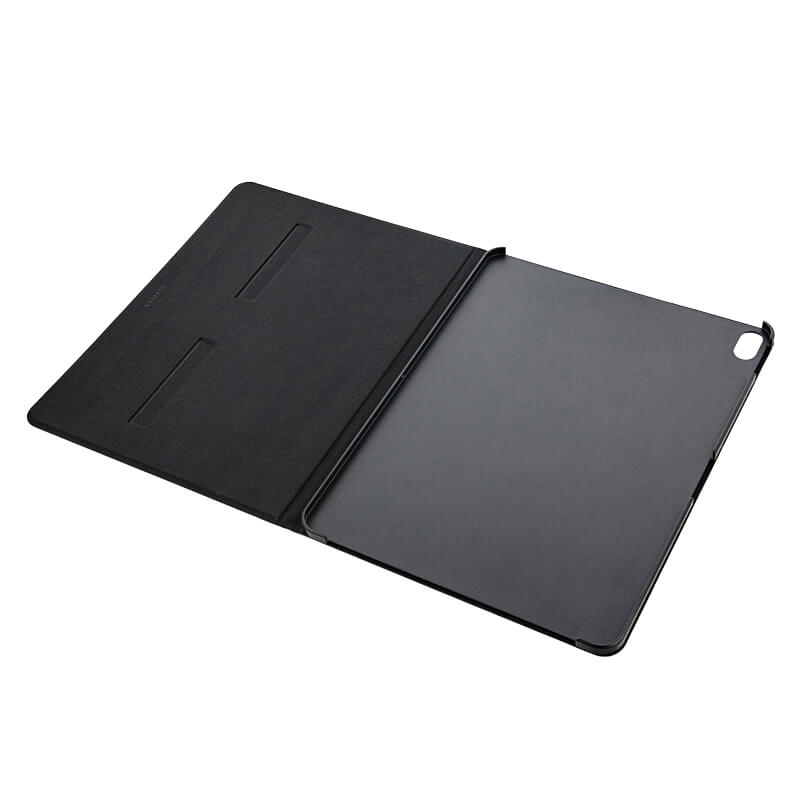 iPad Pro 2018 12.9inch 薄型・軽量フラップケース 「PRIME SLIM」 ブラック
