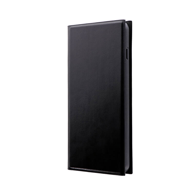 Galaxy S10 SC-03L/SCV41 薄型手帳型ケース 「PRIME」 ブラック