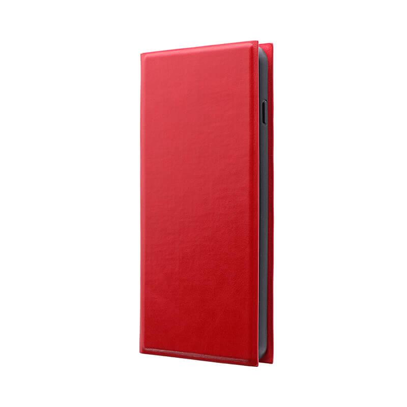 Galaxy S10 SC-03L/SCV41 薄型手帳型ケース 「PRIME」 レッド