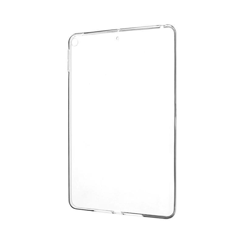 iPad mini 2019 クリアケース 「CLEAR SOFT」 クリア