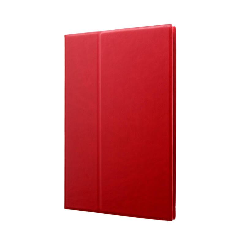 iPad mini 2019/iPad mini 4 薄型手帳型ケース 「PRIME」 レッド