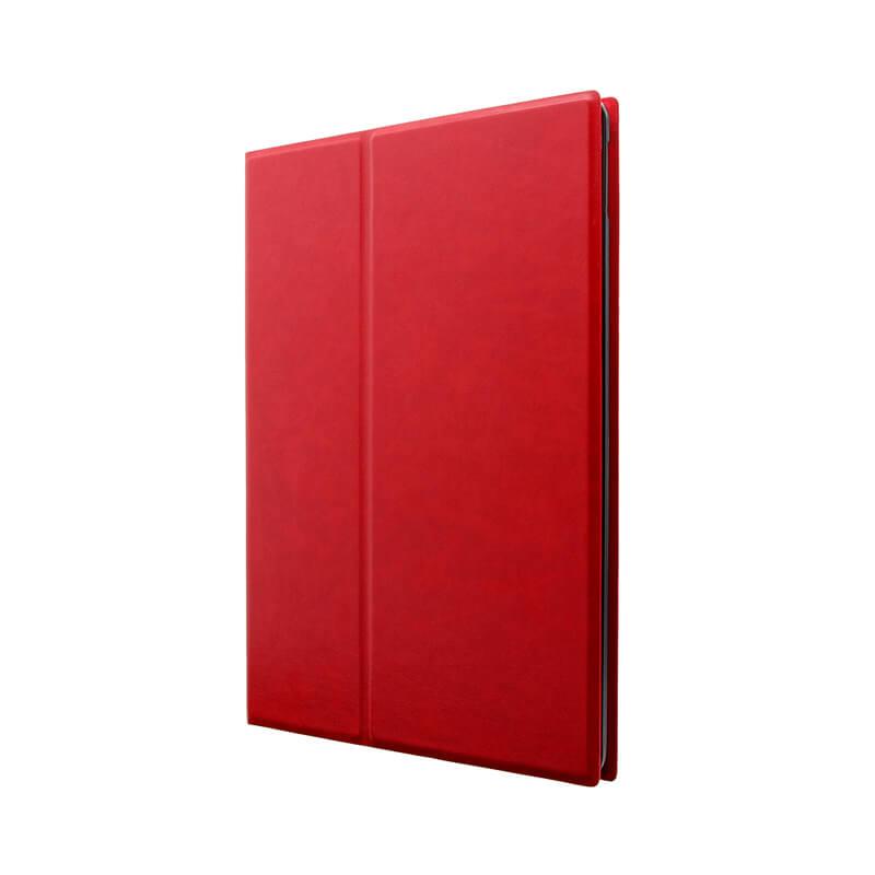 iPad Air 2019 (10.5inch)/iPad Pro 10.5inch 薄型手帳型ケース 「PRIME」 レッド