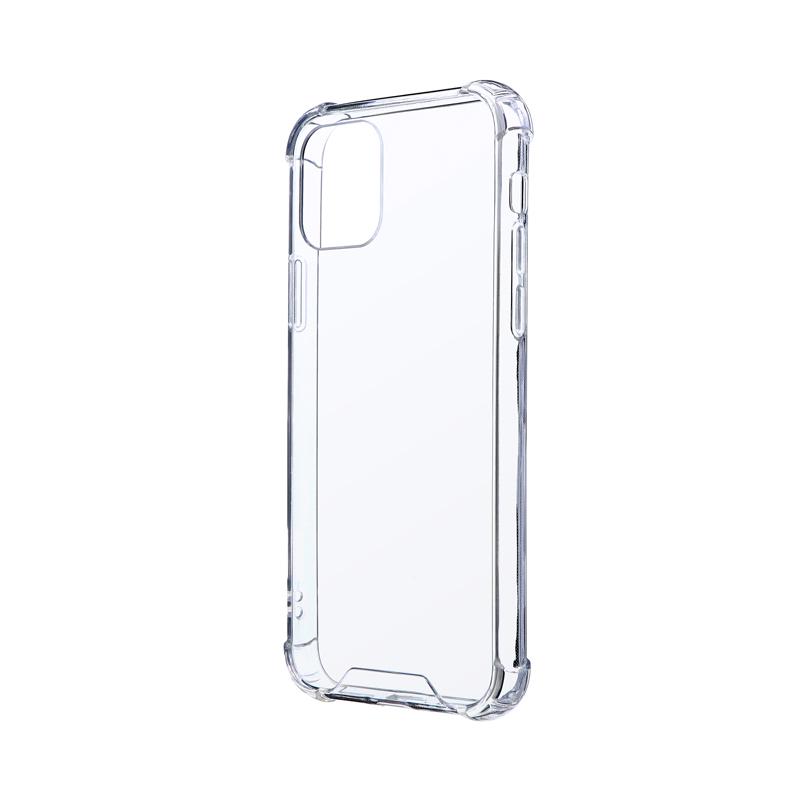 iPhone 11 Pro 耐傷・耐衝撃ハイブリッドケース「CLEAR TOUGH」 クリア
