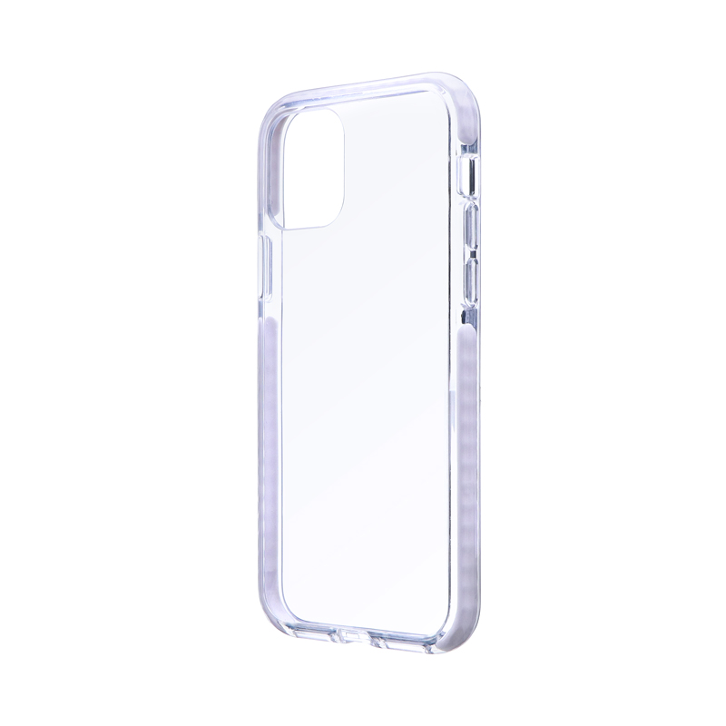 iPhone 11 Pro 耐衝撃3種ハイブリッドケース「CLEAR STRONG TOUGH」 ホワイト