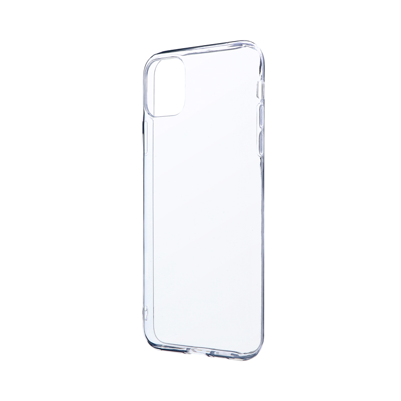 iPhone 11 Pro Max ソフトケース「CLEAR SOFT」 クリア