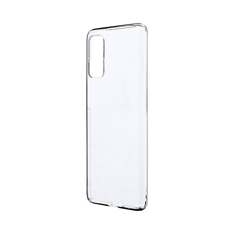 Galaxy S20 5G SC-51A/SCG01 ハードケース「CLEAR HARD」 クリア