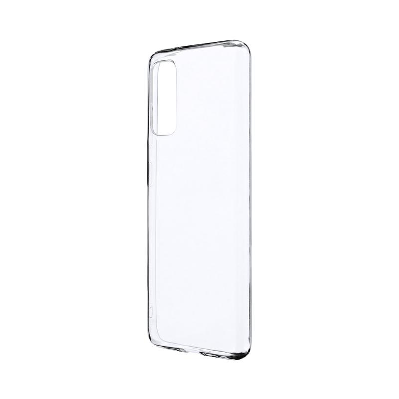 Galaxy S20 5G SC-51A/SCG01 ソフトケース「CLEAR SOFT」 クリア