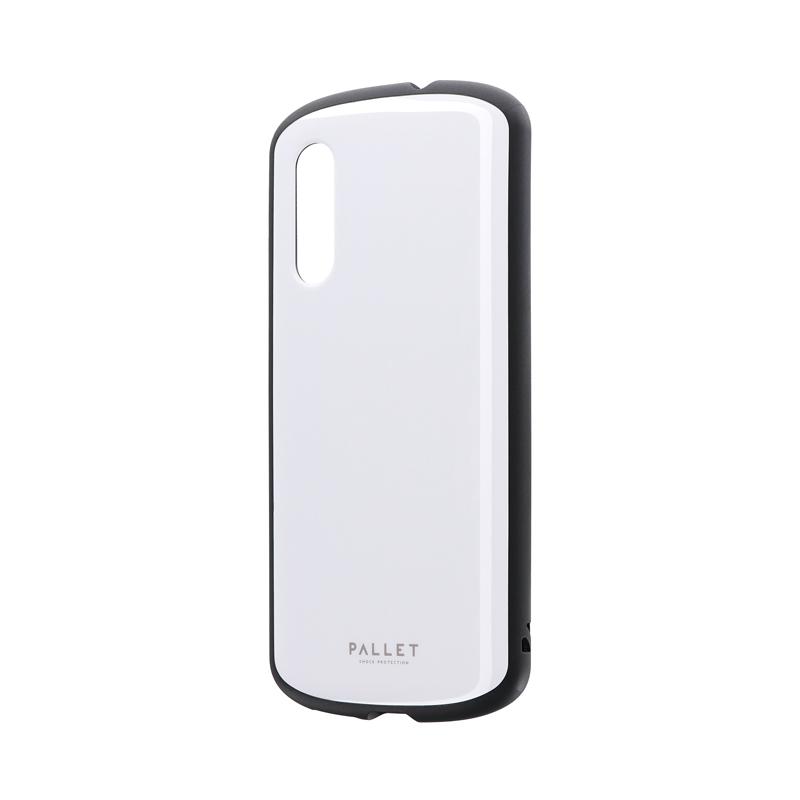 Galaxy A41 SC-41A/SCV48 耐衝撃ハイブリッドケース 「PALLET AIR」 ホワイト