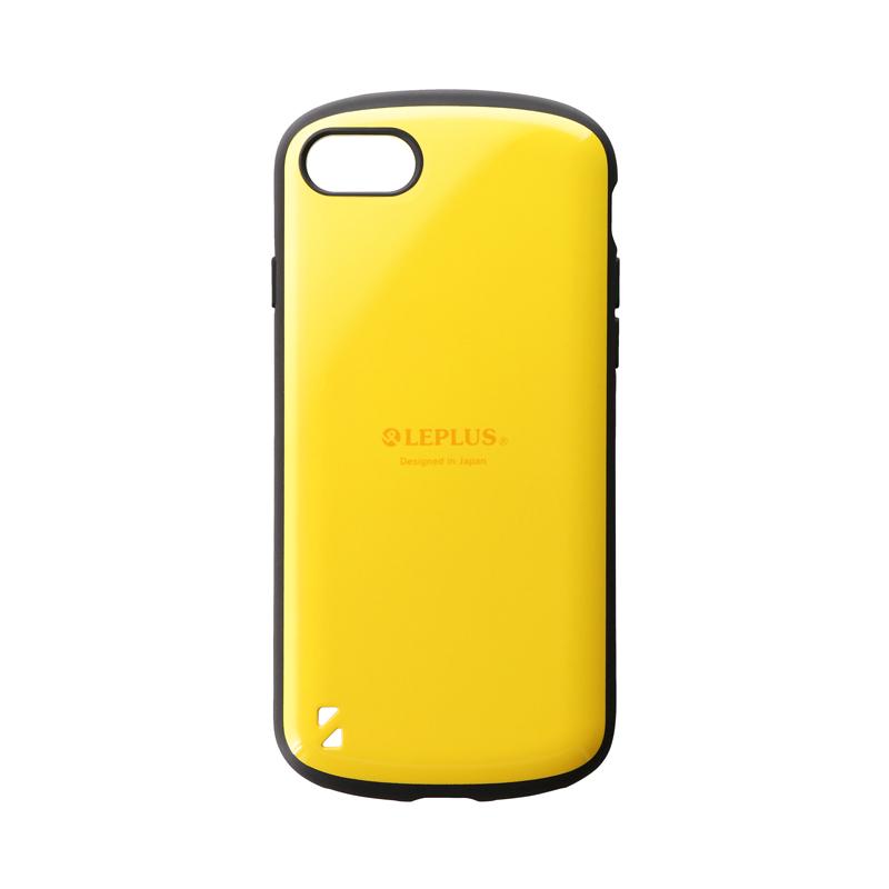 iPhone SE (第2世代)/8/7 耐衝撃ハイブリッドケース「PALLET」 イエロー
