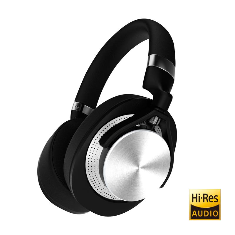 ヘッドフォン「極の音域 Hi-Res BETELGEUSE(ベテルギウス)」  シルバー