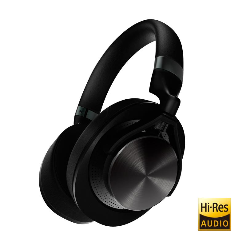 ヘッドフォン「極の音域 Hi-Res BETELGEUSE(ベテルギウス)」  ブラック