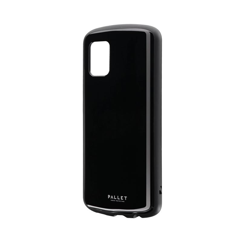 Galaxy A51 5G SC-54A/SCG07 耐衝撃ハイブリッドケース 「PALLET AIR」 ブラック