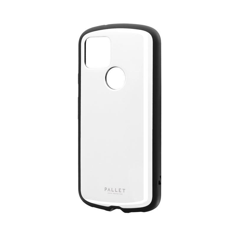 Google Pixel 5 耐衝撃ハイブリッドケース 「PALLET AIR」 ホワイト