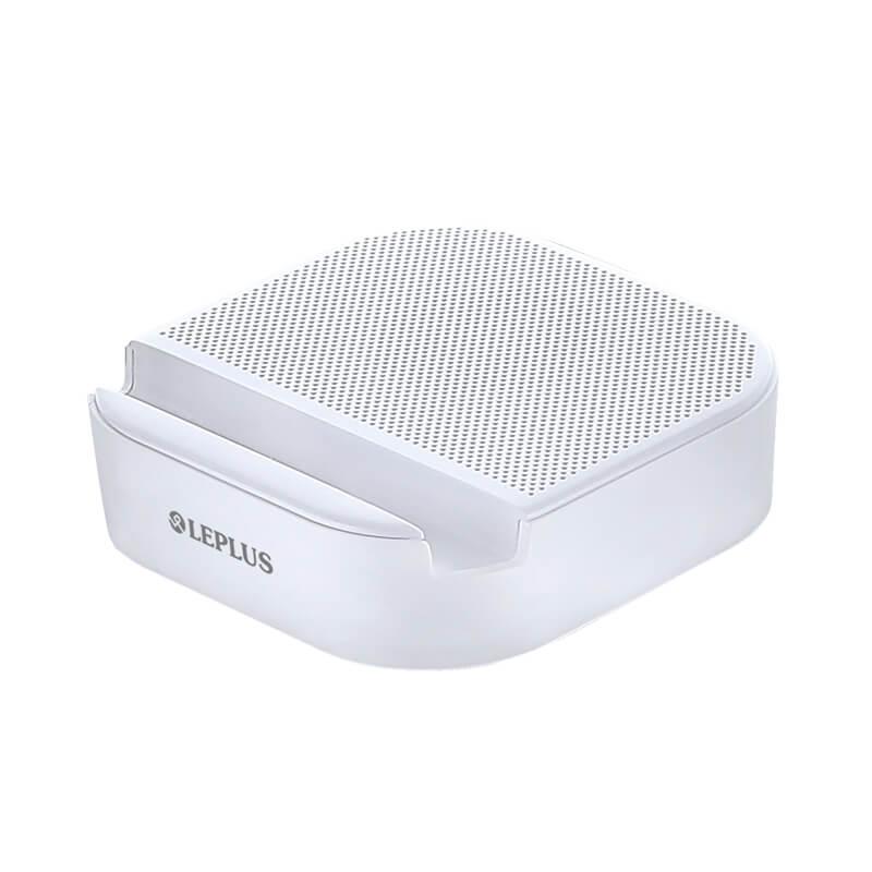Bluetoothワイヤレススピーカー「STAND TUBE(スタンドチューブ)」 ホワイト