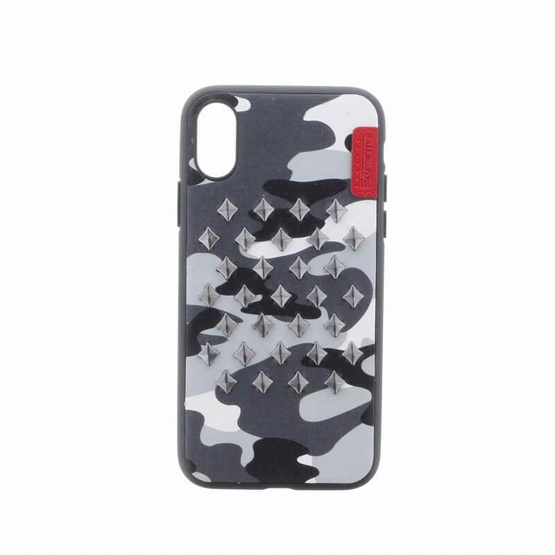 iPhone XS/iPhone X シェルケース/ハンドメイドスタッズ/Ambush Collection/Urban