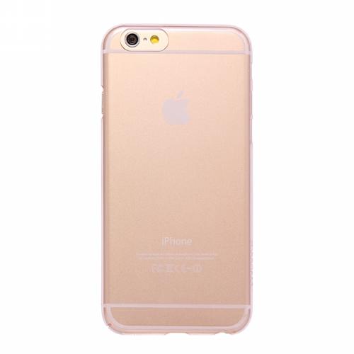 iPhone 6/6S [ZERO HARD] 超極薄0.5mm ハードケース シルキーピンク