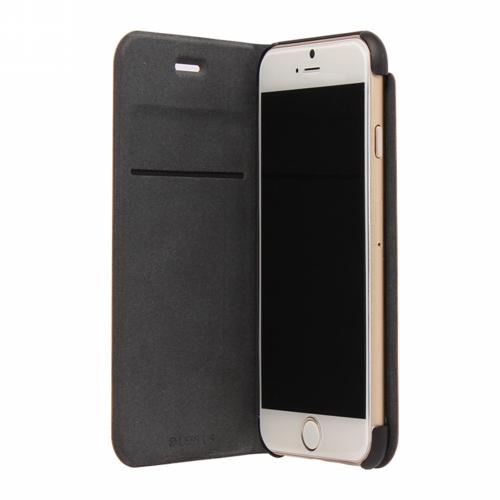 iPhone 6 [PRIME] PUレザーカバー レッド