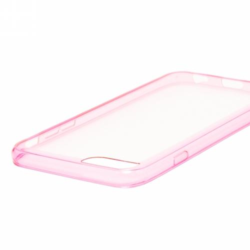 iPhone 6 Plus [ZERO HV] 超極薄0.5mm ハイブリッドケース クリア+ブルー
