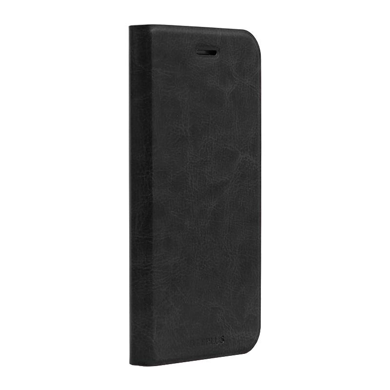 □iPhone 6 Plus/6s Plus [PRIME] PUレザーケース ブラック