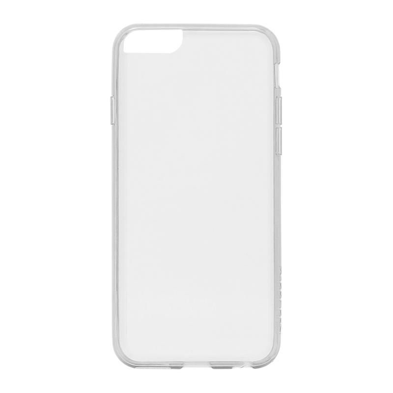 □iPhone 6/6s [ZERO HV] 超極薄0.5mm ハイブリッドケース クリアスモーク