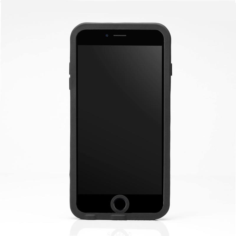 iPhone 6 Plus/6s Plus 防水・防塵・耐衝撃ケース「SLIM DIVER(スリムダイバー)」 ブラック
