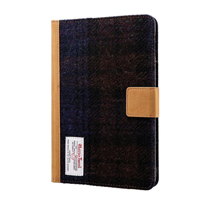 iPad mini 4 薄型ハリスツイード「Harris Tweed」 A