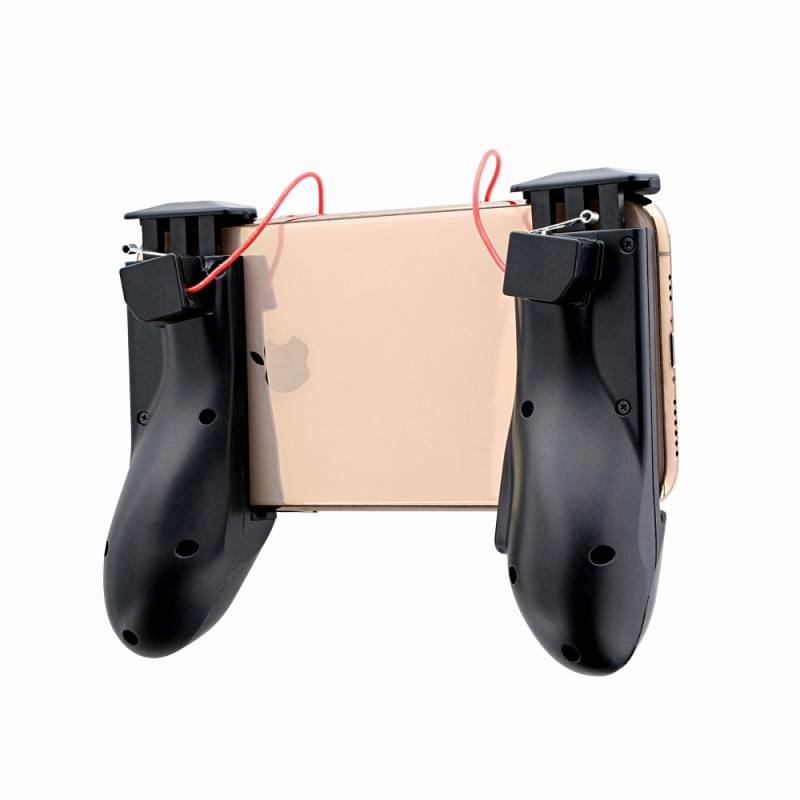 スマートフォン(汎用) GAME HOLDER(ゲームホルダー) 移動スティック/LRエイムボタン付き