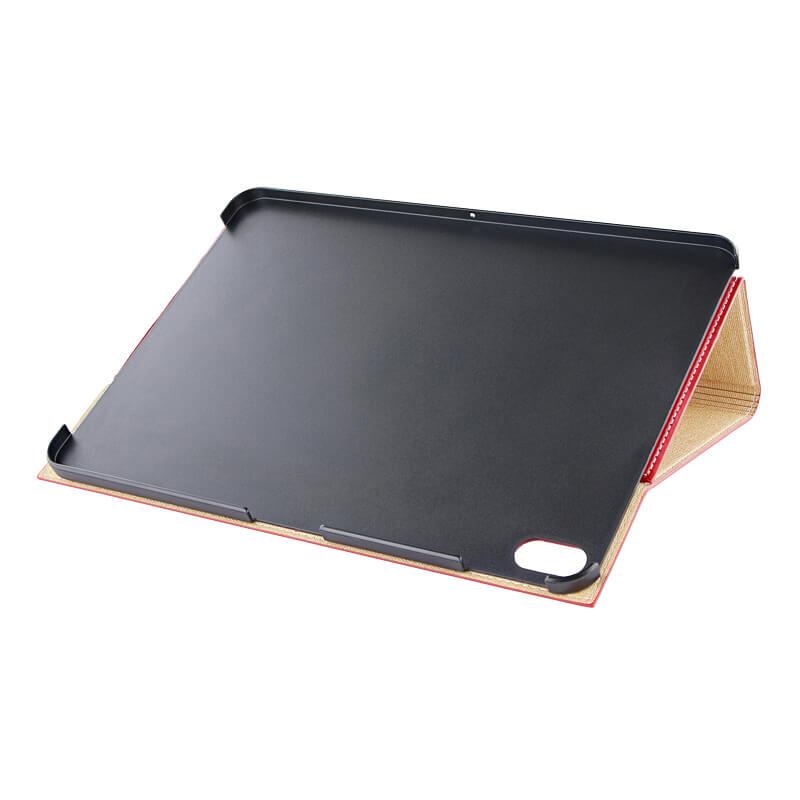 iPad Pro 2018 11inch 薄型PUレザーケース 「PRIME」 レッド