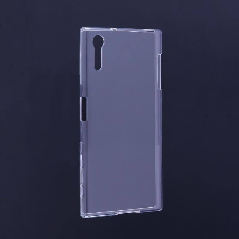 Xperia(TM) XZ SO-01J/SOV34/SoftBank ガラスフィルム+ソフトケース セット 「GLASS + CLEAR SOFT」 通常 0.2mm&クリア TPU