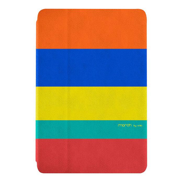 iPad Air対応/スタンドになるケース/エスニック