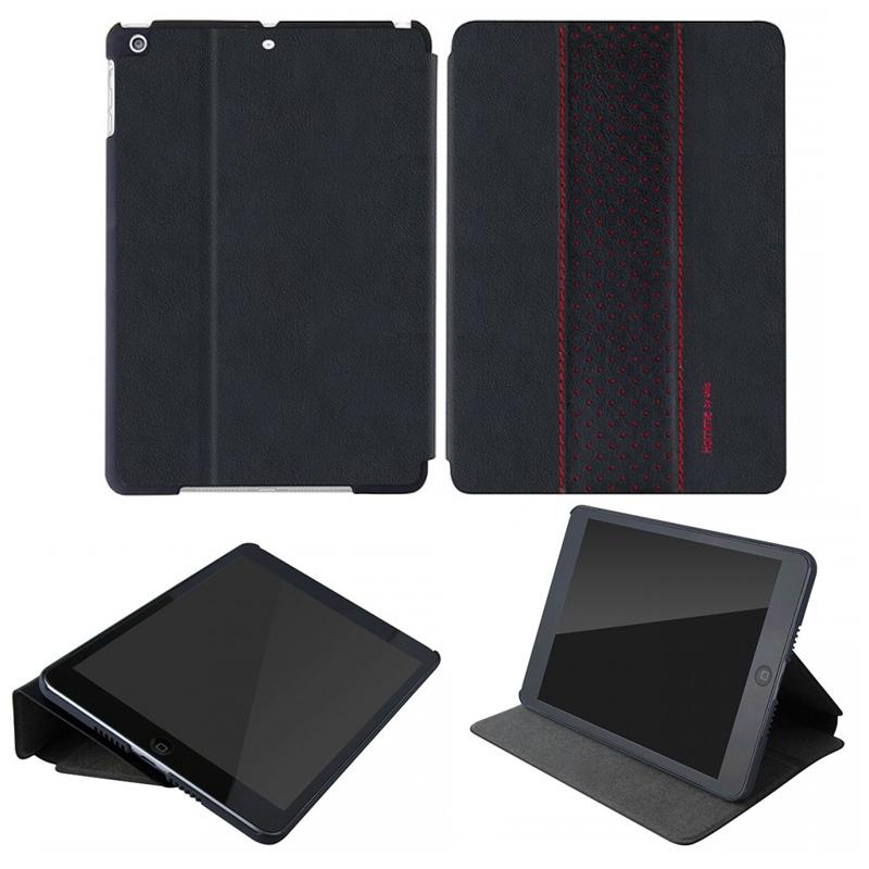 iPad Air対応/スタンドになるケース/Rouge Day
