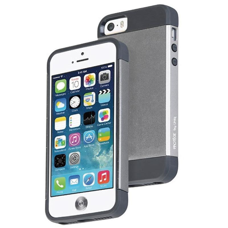 iPhone5/5S対応/ハイブリットケース/Granite