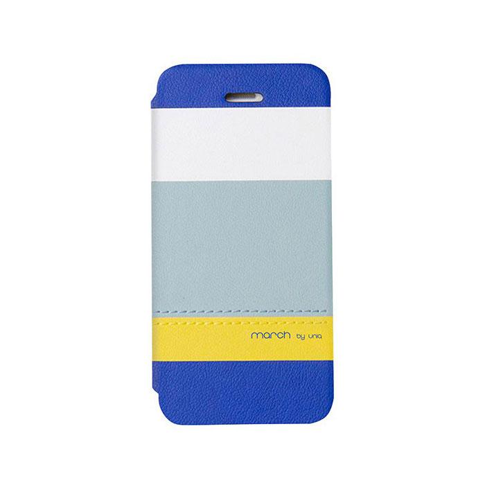iPhone SE/5S/5対応/スタンドににもなるケース/カード収納可能/Sea Breeze