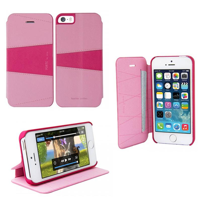 iPhone SE/5S/5対応/スタンドにもなるケース/カード収納可能/Rendezvous in Paris
