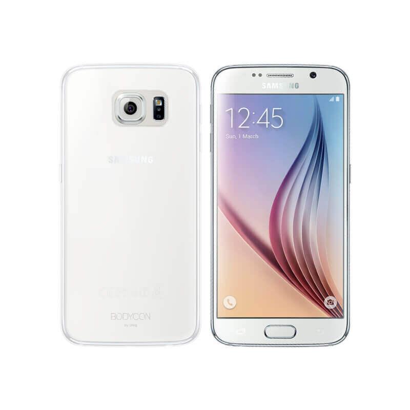 【Uniq】Galaxy S6 SC-05G Bodycon/Dove